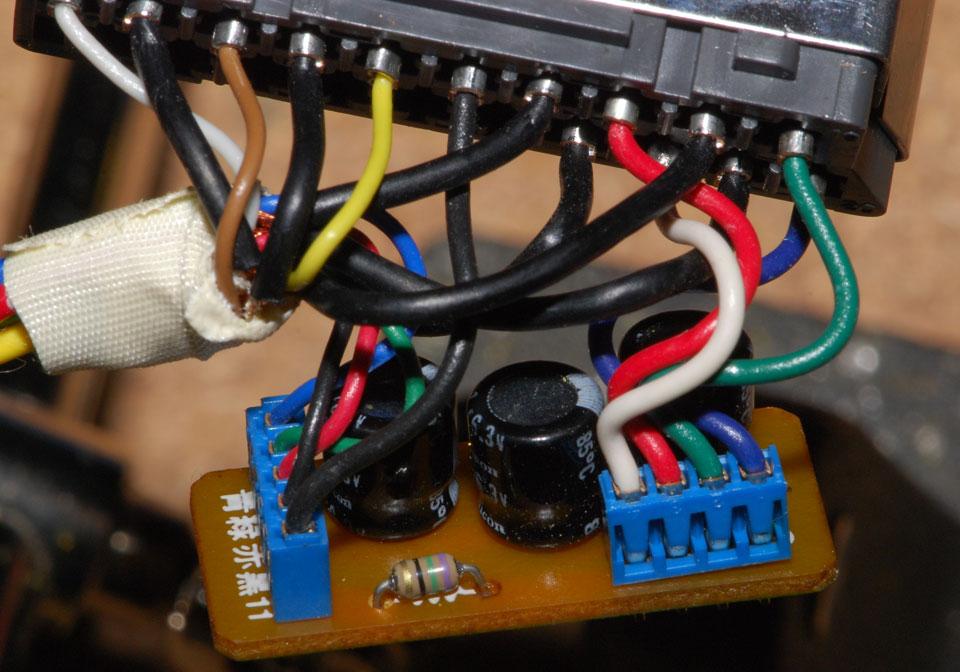 official nintendo av cables for snes n64 and gamecube resistors shvc 010 ec01 jpg