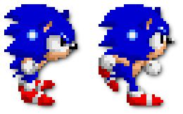 Nfg Games Presents A Sonic The Hedgehog Sprite History