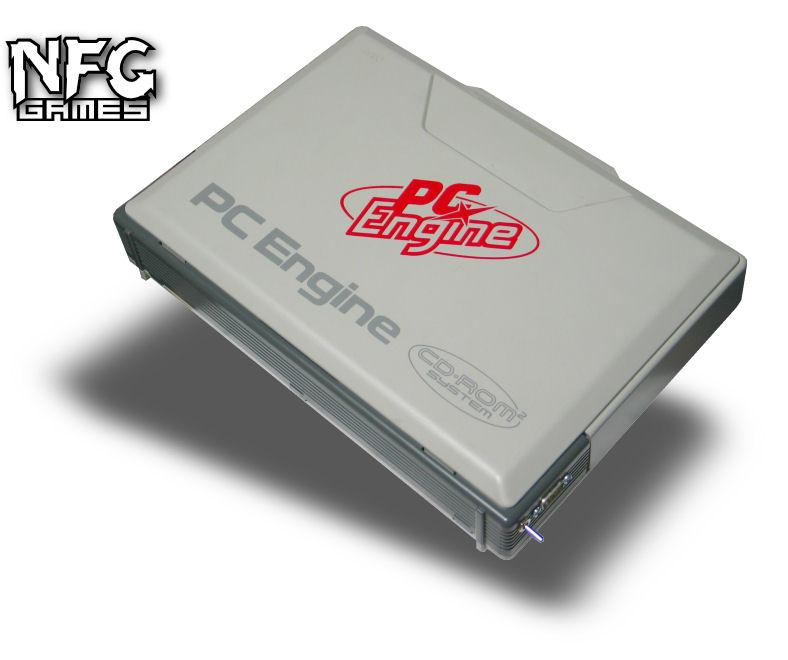 PC Engine CD ROM Mod: Done! – NFGworld