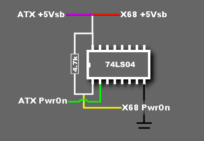 NFG Guide to Repairing an X68000 Power Supply