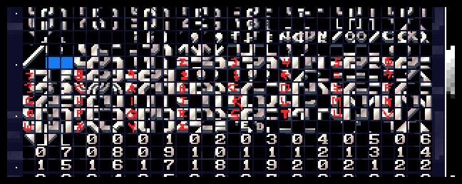 [Image: http://nfggames.com/system/arcade/fontstory/ESPrade-WIP.png]